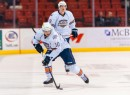 Toronto vs. Oklahoma City Barons. Cox Convention Center, Oklahoma City, OK. 11-13-12.