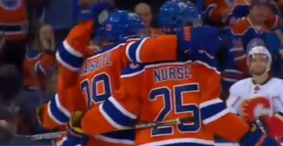 nurse draisaitl capture