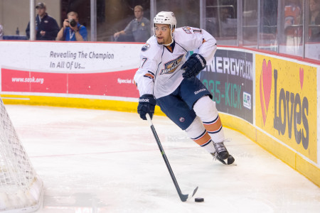 Texas Stars vs. OKC Barons 4-16-14