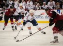 Lake Erie Monsters vs. Oklahoma City Barons. Cox Convention Center, Oklahoma City, OK. 10-20-12.