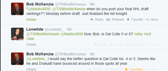 mckenzie tweet response what the hell he responded!.