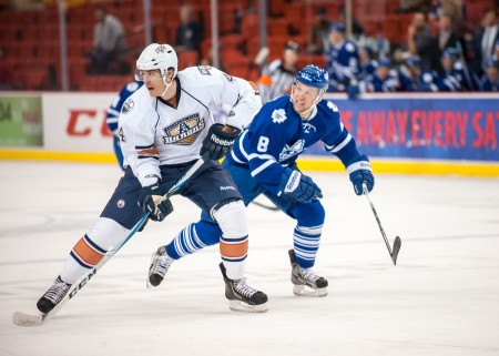 Toronto vs. Oklahoma City Barons 11-13-12