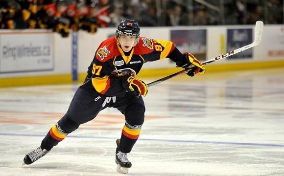 of the Erie Otters. Photo by Aaron Bell OHL Images 37c3383e3