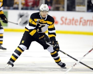 Henri Ikonen of the Kingston Frontenacs. Photo by Aaron Bell/OHL Images