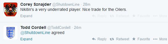 nikitin trade tweet 1
