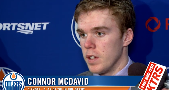 mcdavid capture after g1